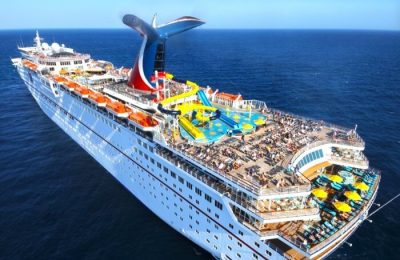 Advantages of Carnival 2-Day Cruises