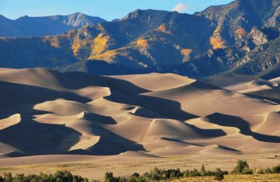 Great Sand Dunes in Alamosa Colorado