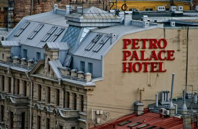Petro Palace Hotel in Saint Petersburg