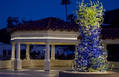 Chihuly ,Catalina Island Museum